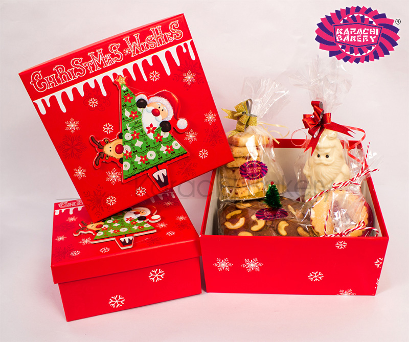 Delicious pastries baked seductive pastries karachi bakery christmas gift pack negle Gallery